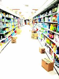 Navigating Through a Sea of Household Chemicals
