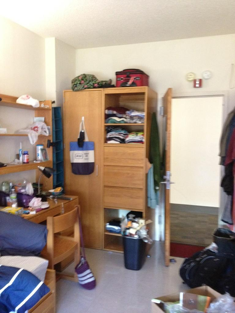 College Life   A Clean Beginning!