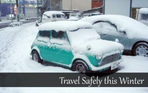 safe winter travel 300x189 Winter Travel Safety