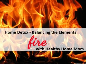 fire 300x225 Home Detox   Balancing the Elements: Fire