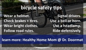 bikesafety 300x175 Bicycle Safety Tips
