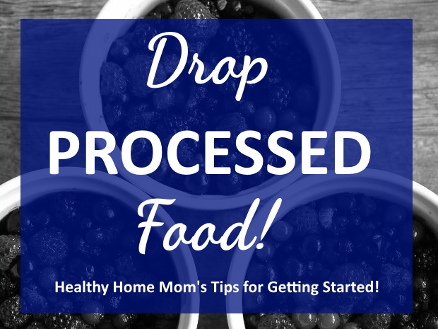 eatrealfood Drop Processed Foods!